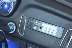 Licensed Ford Focus Rs 12v Childrens Kids Battery Ride On Car – White