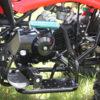 Hawkmoto Interceptor 125cc 2020 Auto Kids Quad Bike Speed – Red