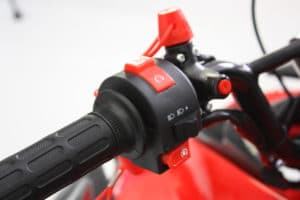 The Hawkmoto Interceptor Automatic 125cc Kids Quad Bike