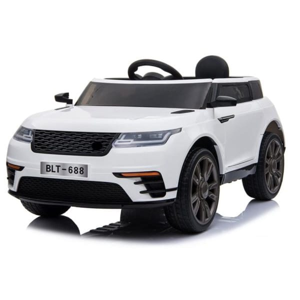 Range Rover Velar Style Ride On Car In White (2021 Model) – 12v 2wd White