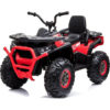 24v Kids Electric Quad Bike Atv – Red