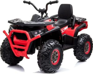 24V Kids Electric Quad Bike ATV - Red