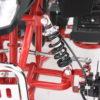 Hawkmoto Avenger 50cc Mini Quad Bike For Kids – Amazing Red