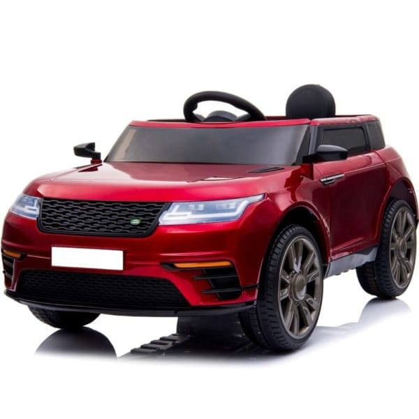 Range Rover Velar Style Ride On Car In Red (2021 Model) – 12v 2wd