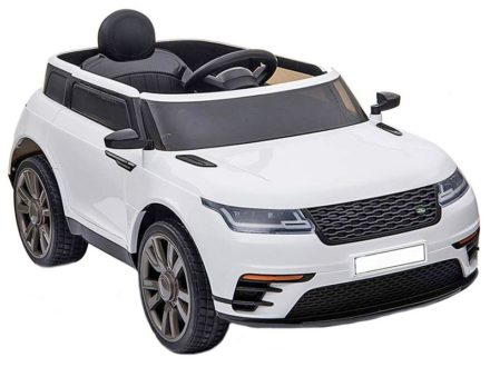 Range Rover Velar Style Ride On Car In White (2019 Model) – 12v 2wd White