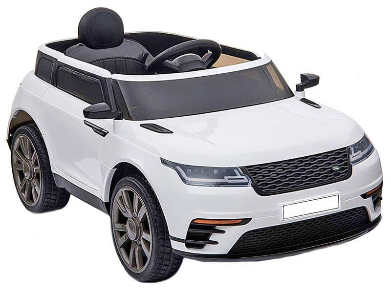 Range Rover Velar Style Ride On Car In White (2019 Model) – 12v 2wd White