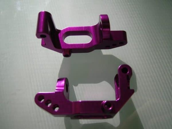 02132 Front Hub Carriers Alloy