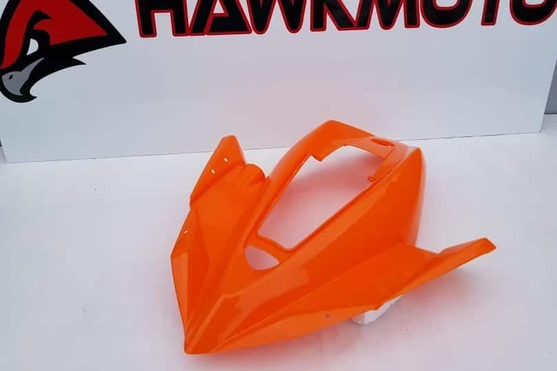 110cc – 125cc Interceptor Fairing Nose Cone Orange