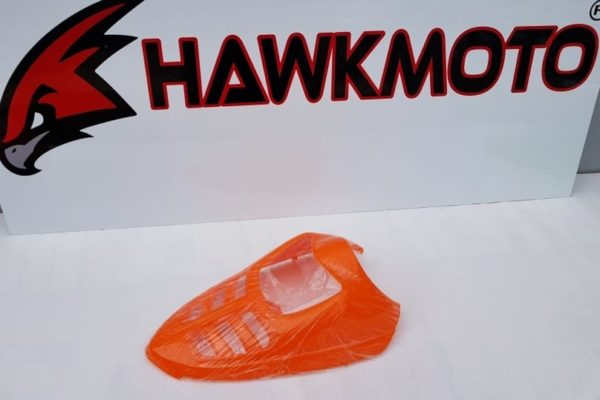 110cc Thunder Cat Body Fairing Nose Cone Orange