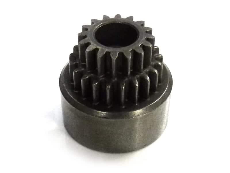 Clutch Bell ( Double Gears ) 1p (02023)
