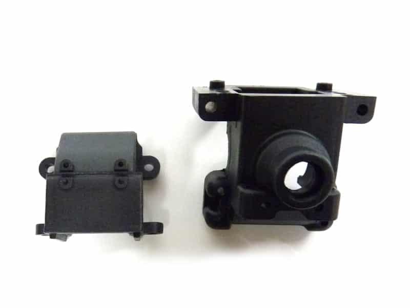 Rc Car Rear Gear Box Housing 1p (06046)