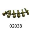 Ball Head Screws 6p (02038) Mv22024