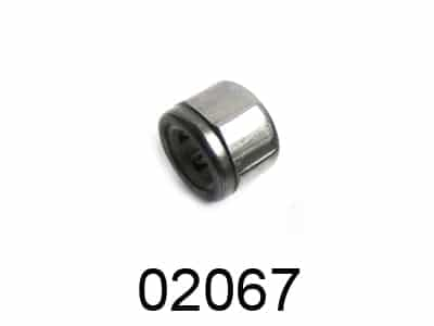 One Way Hex Bearing 1p (02067)