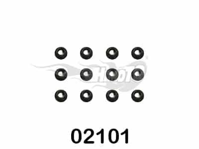 Steering Bushing 12p (02101) Mv22061