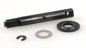 9940124 6538-h008 Re. Diff. Pin. Gear Shaft+clip(2mm)