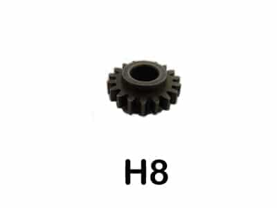 Gear For Drill Plate (h8)