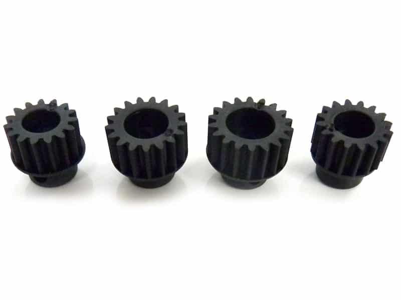 Pinion Gears 15t, 16t, 17t, 18t  (31040)