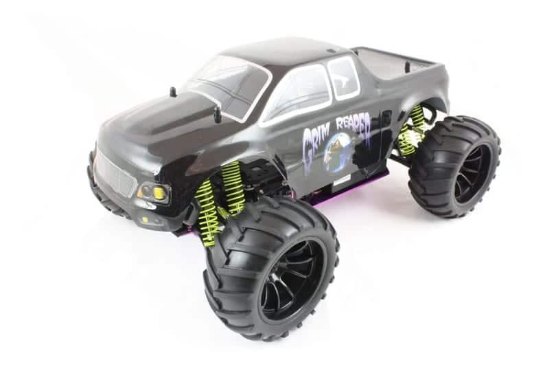 Monster Truck Body 1p  Grim Reaper (10611)