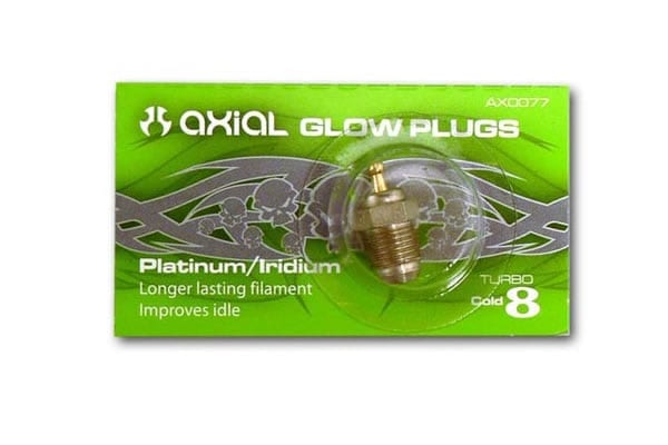 Axial Turbo Glow Plug – Cold 8