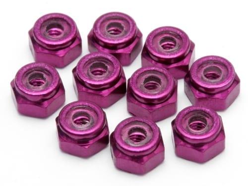 Ed130013 – M2 Purple Nut (10pcs)