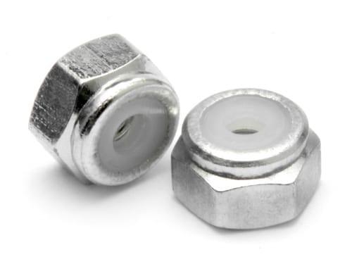 Ed130017 – M2 Silver Nut (10pcs)