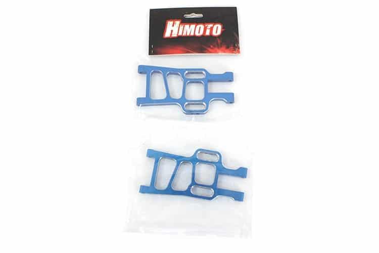 Upgrade (108055) Aluminium Blue Front Lower Suspension Arm 2p (108019)