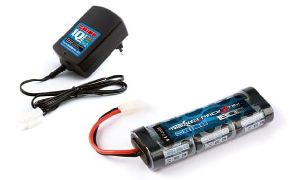 Team Orion Advantage Iq 801 7.2v 1800 Mah Nimh Battery Andamp;amp; Charger