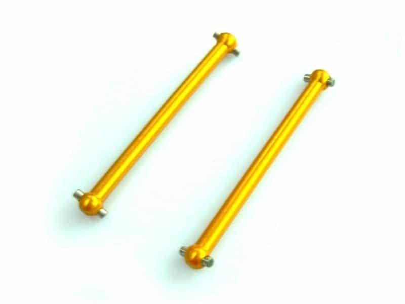 Himoto Aluminium Dogbones 2p (m608)
