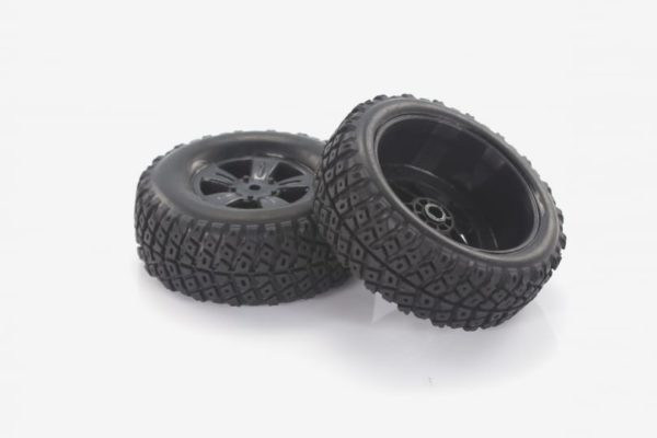Himoto Rims To Fit Desert Buggy 2p (28667)
