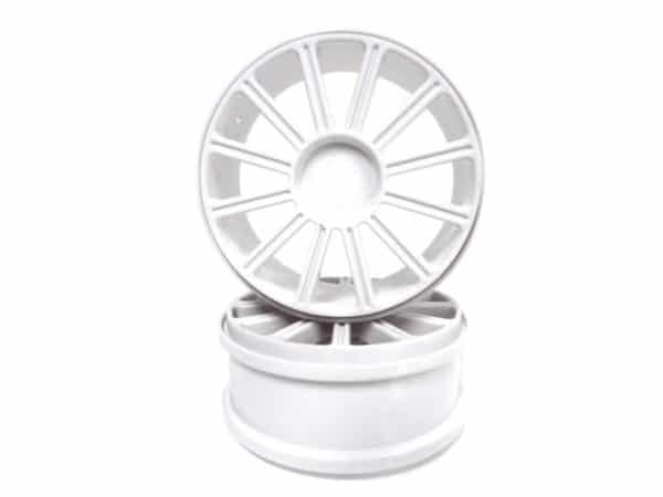 Himoto White Rim For Buggy 2p (821001w)