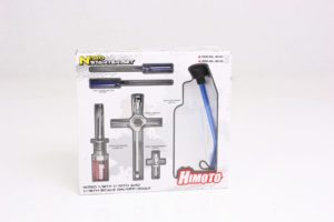Himoto Nitro Glow Starter Set With Uk Plug Nitro Starter Pack (uk 3-pin)