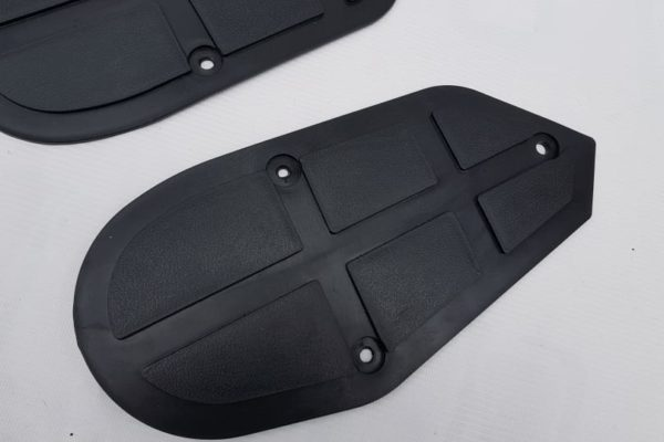 49cc Mini Quad Bike Quad Foot Board Foot Plate ( Pair )