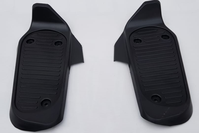 49cc Street Ninja Quad Bike Foor Panels Pair Foot Plates Type 1