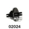 Replacement|spare Diff Gear Complete 1p (02024)