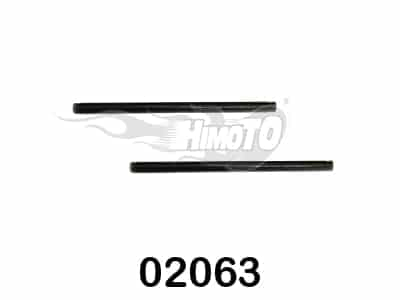 Rear Lower Arm Round Pin A 2p (02063) Mv22034