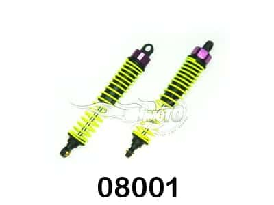 Replacement|spare Shock Absorber 2p ( 08001)