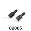 Fly Wheel Posts For Hsp, Windhobby, Himoto ( 02065 )