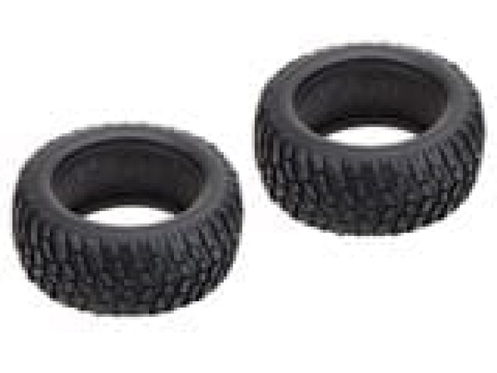 Replacement spare Front rear Tires 2p ( 15501)