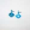 Upgrade (82905) Aluminium Steering Hubs 2p (282011)