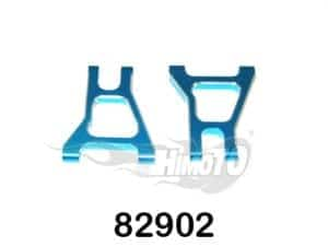Upgrade (82902) Aluminium Rear Lower Suspension Arms 2p (282021)