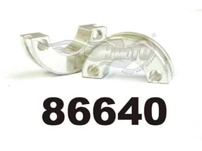 Upgrade (86640) Aluminium Clutch Shoes 2p (286008)
