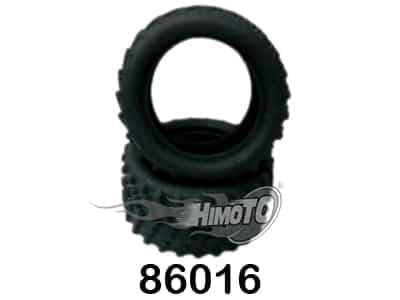 Replacement|spare V-tread Tires (for Monster Truck Only)(86016)