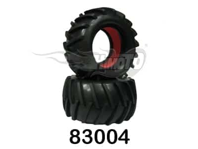 Monster Truck Tires 2p (83004)