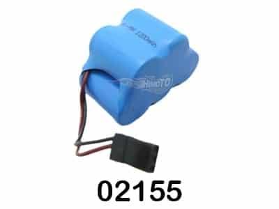 Ni-mh  Battery (6v,1100mah)   (02155)