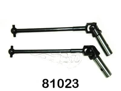 Universal Drive Shafts 2p (81023)