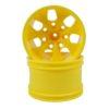 Yellow Spoke Rims 2p  (08044)