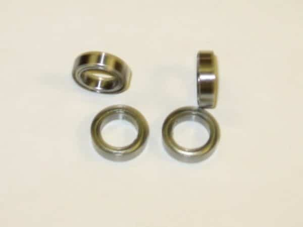 Bearing 10x15x4mm Set Of 4 (86693)286068b