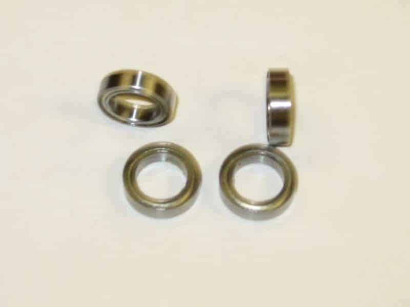Bearing 10x15x4mm Set Of 4 (86693)286068b