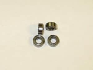 Bearing 5x10x4mm Set Of 4 (86694)