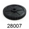 28007 Nylon Gear 50 Tooth 1|16 Scale